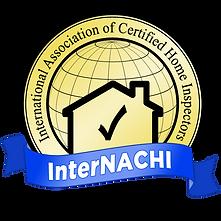 InterNACHI certified Logo