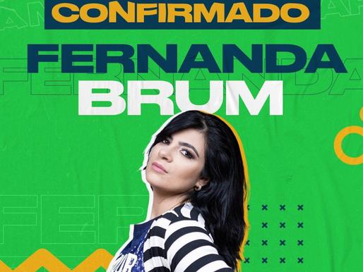 Fernanda Brum: O que nos une é tão poderoso, que nada nos separa!