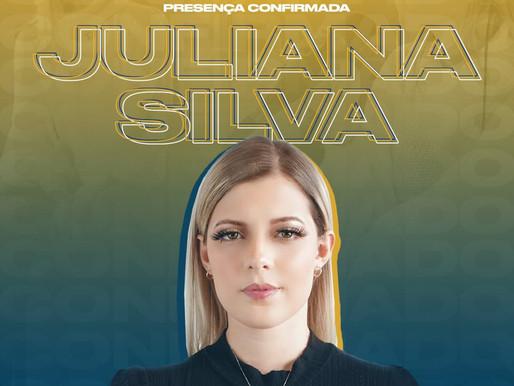 Juliana Silva é presença confirmada no show drive-in pró-Marcha