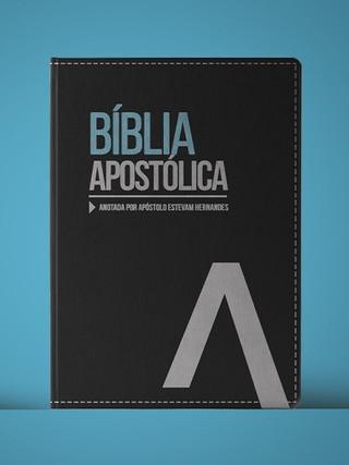 Primeira Bíblia Apostólica do mundo ganha nova versão