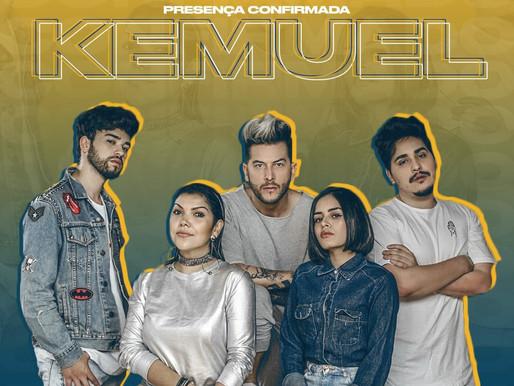 Kemuel: Participar da Marcha foi a realização de um sonho!
