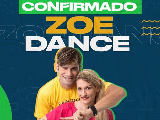 Zoe Dance vai agitar o Esquenta Marcha para Jesus