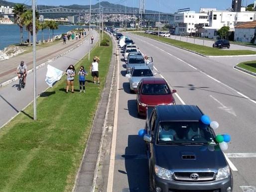 Carreata Marcha para Jesus acontece em outras cidades brasileiras