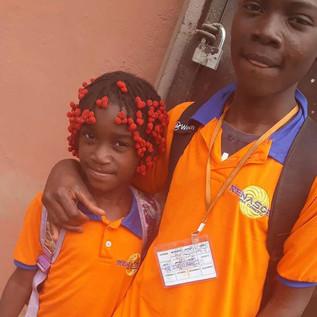 Escolinha Renascer reabre portas na Angola após reforma