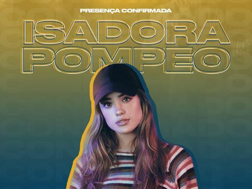 Isadora Pompeo: Nunca imaginei que chegaria tão longe!