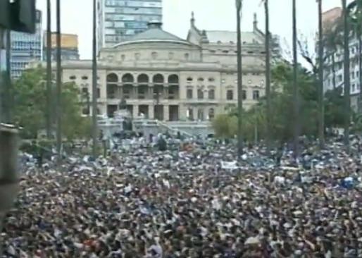 Como a Marcha para Jesus chegou ao Brasil?