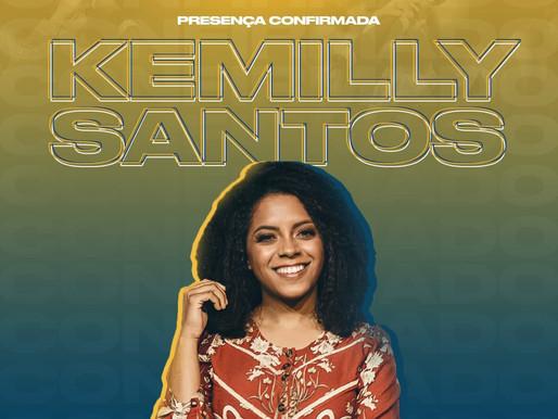 Kemilly Santos: A Marcha para Jesus faz parte da minha vida!