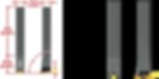 LDGN-130560 OD SCARFING INSERT TOOL HOLDER