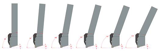 SDUN TOOL HOLDER ANGLES