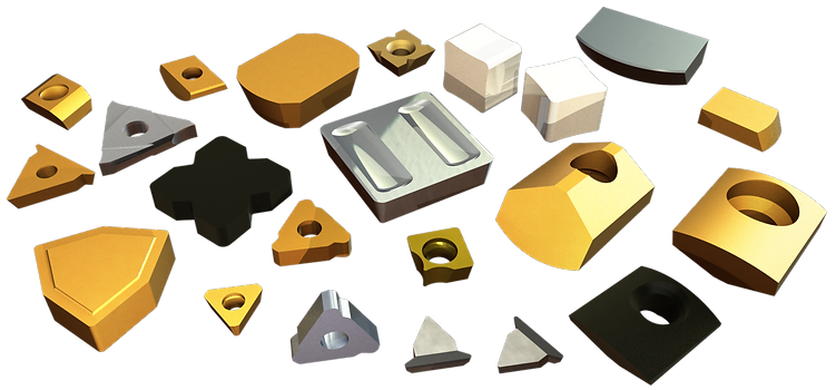 SPECIALTY CARBIDE INSERTS
