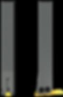 LDGN130560 OD SCARFING INSERT TOOL HOLDER