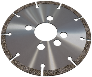 DIAMOND PLATED WHEEL
