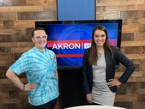Akron Buzz with Sarah White