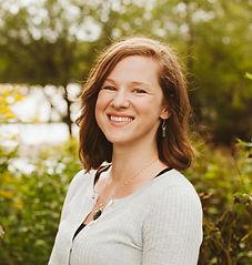 Headshot of Camille Pascoe