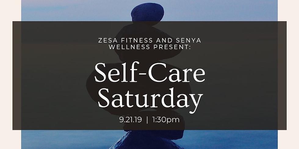 Self-care Saturday