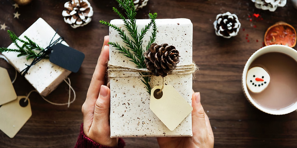 Holiday Self-Care & Shopping event