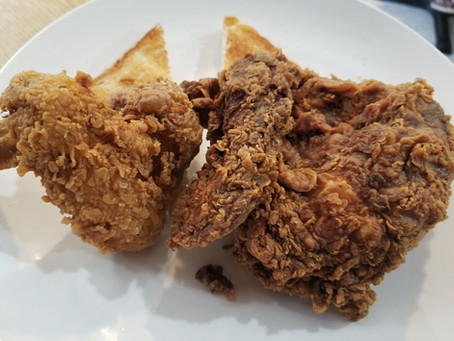 Offbeat Magazine: Frazier's Connection Delivers Impeccably Spiced Fried Chicken In Marrero