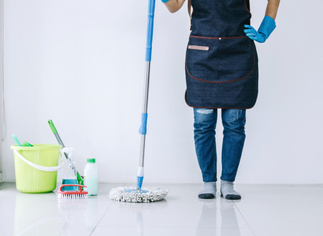Benefits of Hiring a House Cleaning Service...