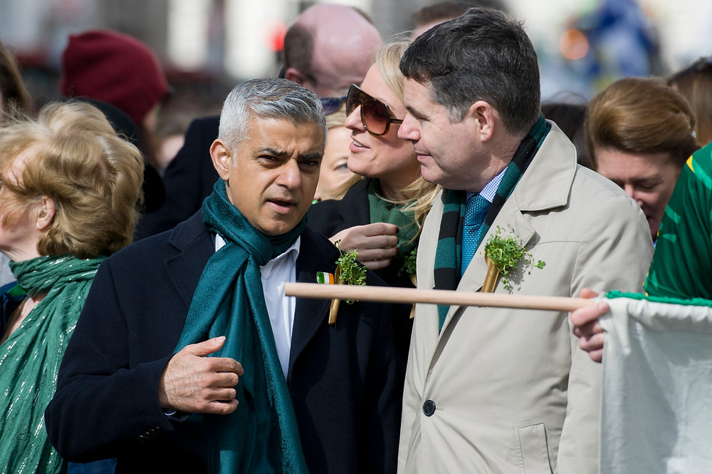 Sadiq Khan was one of many politicians that seemed to brush Covid-19 aside. Picture by: Holly Allison