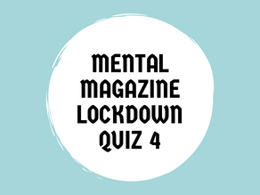 Lockdown Quiz 4
