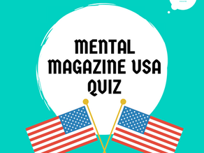 Mental Magazine - USA Quiz Edition