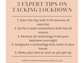 5 Lockdown Hacks