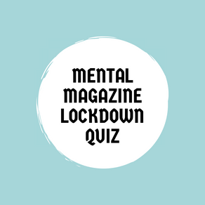 Lockdown Quiz