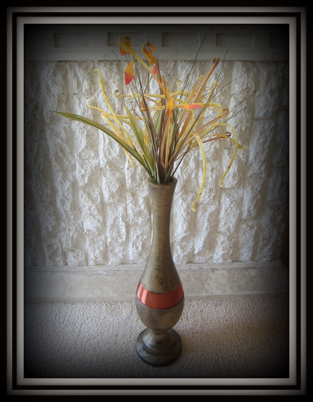 Genie Vase Centrepiece