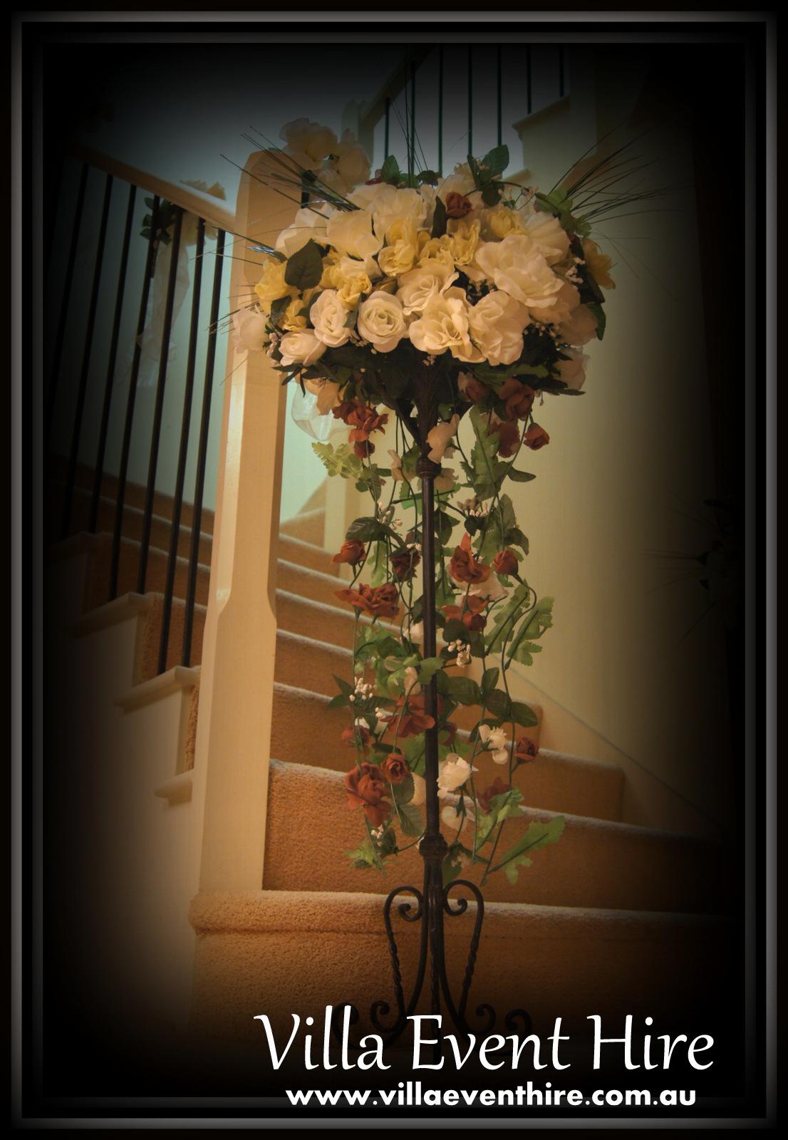 Large Entrance Rose Bouquet