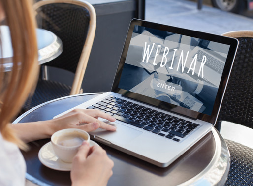 Webinar: 5 Simple Ideas to Drive More Traffic to Your Blog