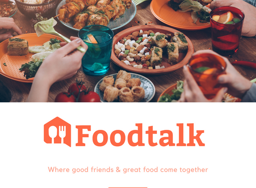 Calling all Foodies! Become a Foodtalk Contributor