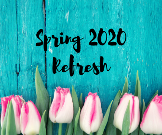 #Spring2020Refresh Contest