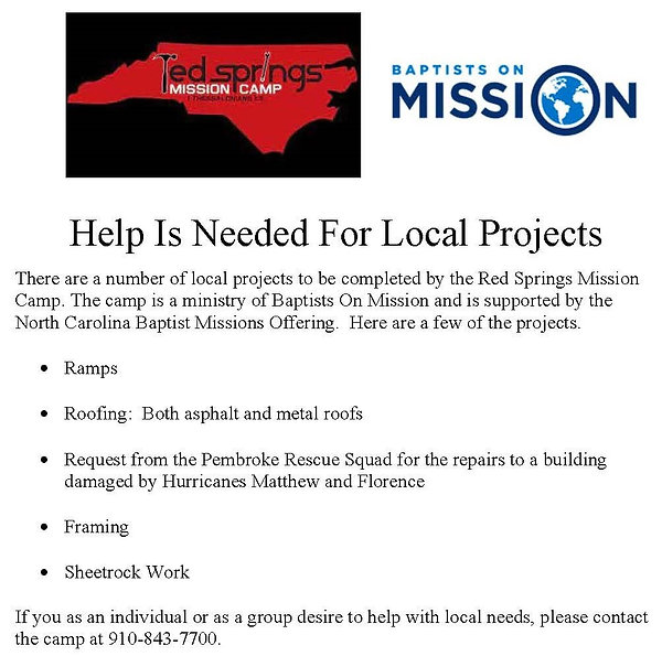 Help Is Needed For Local Projects.jpg