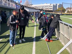 【 イベント 】「ブラインドサッカー クラブチーム選手権」での「&HAND」体験会レポート
