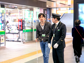 【 実証実験 】JR赤羽駅で「mimamo by &HAND」実証実験を実施