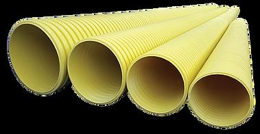 Tubería para Alcantarillado Corrugada Doble Pared - PVC Morgan