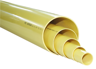 Tubería Sanitaria PVC Morgan - PVC Tubex