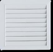 Accesorios Utilitarios - Ventilación Tipo Persiana 15 cm x 15 cm