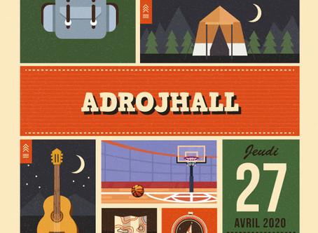 Adrojhall - à l'ombre du vent (Niort)