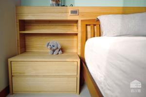 【台中系統櫃客製】3大祕訣善用臥室畸零空間 提升良好睡眠品質