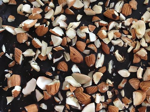 Almond, Goji, Coconut, Cocoa nib Bar