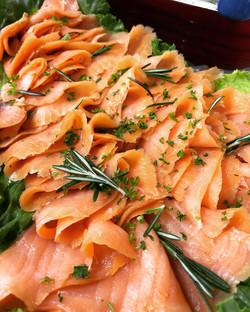 Smoked Salmon - UM