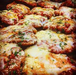 Chicken Parmesan - Perk