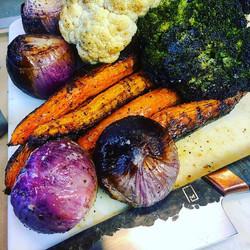 Food - Roasted Vegetables Mobile
