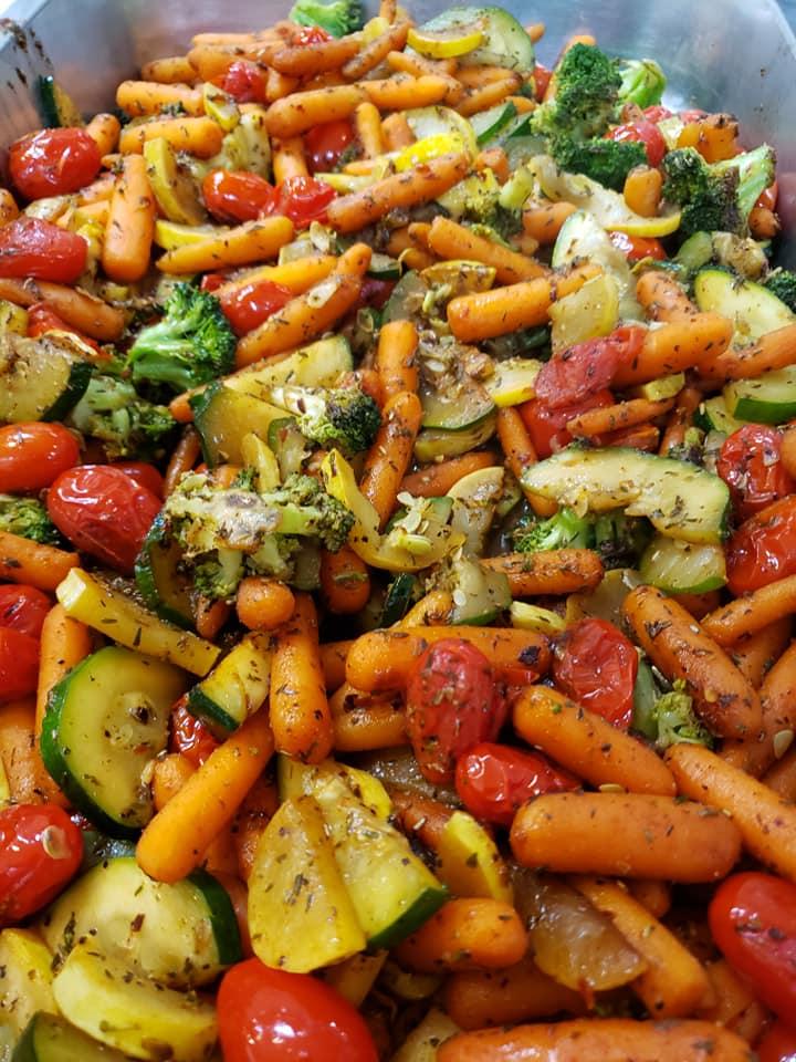 Food - Veggies - BMC