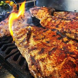 UM - Grilled Flank Steak