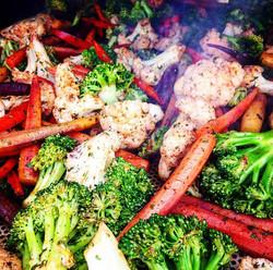 Food - Veggies - Perk
