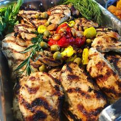 Grilled Chicken - UM 2
