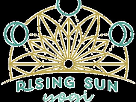 Why the name Rising Sun Yogi?