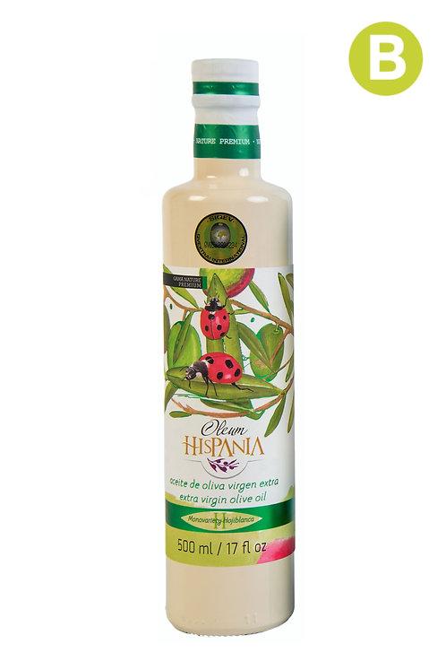 Oleum Hispania Nature Premium Hojiblanca (4 uds.)